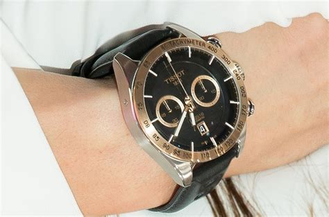 Tissot Prs 516 Rosegold Black tissot prs 516 bi compax chronograph ablogtowatch