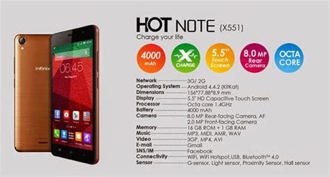 Baterai Infinix Note X551 infinix note x551 spesifikasi garang harga terjangkau info gadget baru