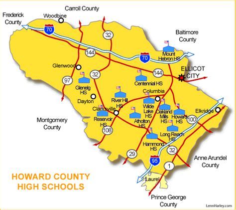 Howard County District Court Search Howard County Md Schools Sat Scores In Howard