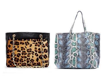 Tas Exper Cantik til gaya dengan tas motif binatang