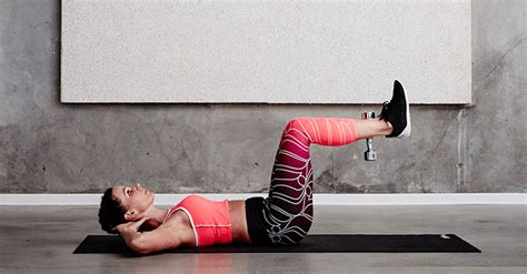 your 20 minute routine for solid abs the fabletics