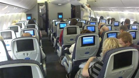 The Next Closet Amsterdam by Inside United Boeing 767 400 Flight Amsterdam Houston