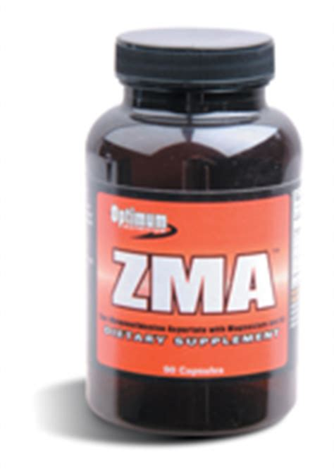 Suplemen Zma zma supplement