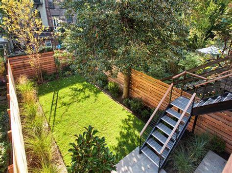 backyard park slope streeteasy 174 garfield pl townhouse sale in park