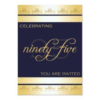 95th Birthday Invites 700 95th Birthday Invitation Templates 95th Birthday Invitation Templates