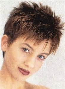 spikey womens hairstyles very short spiky hairstyles for women over 60 short