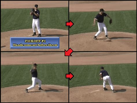 setting pick drills ready set pitch how to control the infield from the set