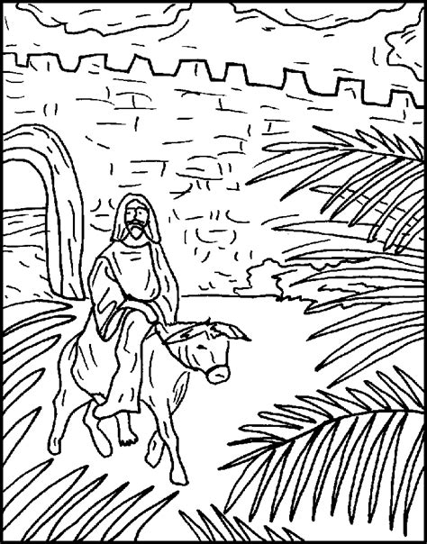 free paul and lent coloring pages