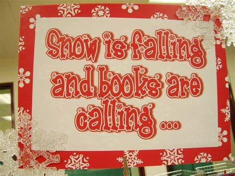 winter calling books snow is fall and books are calling enokson flickr