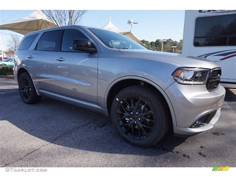 billet color 2016 billet silver metallic dodge durango sxt blacktop