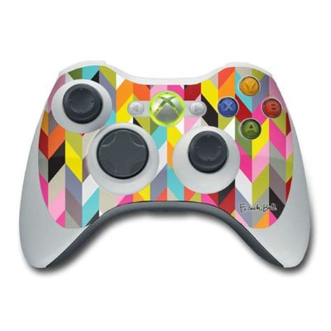 barcelona xbox controller xbox 360 controller skin barcelona by french bull