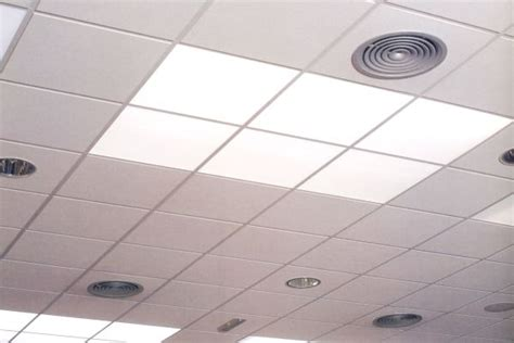 Acoustic Drop Ceiling How To Install Suspended Acoustical Ceilings Great For