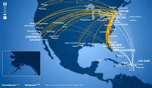 houston to jamaica map jetblue to fly san juan chicago o hare flights world