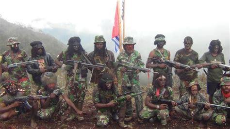 tantang tni perang  kekuatan organisasi papua merdeka