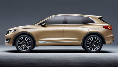 lincoln mkx suv specs msrp colors pictures