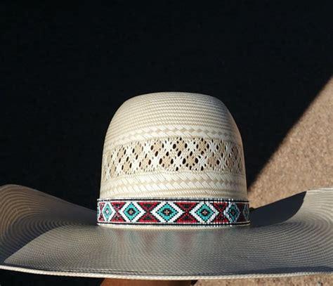 western diamonds beaded cowboy hatband bead loom by