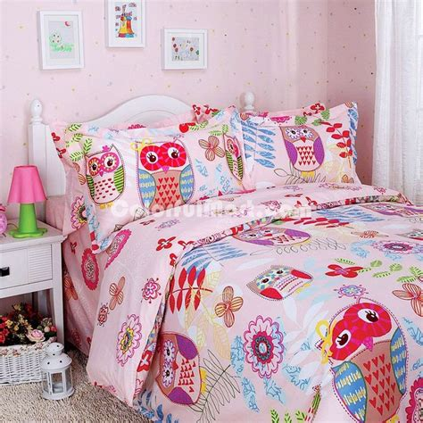 owl toddler bedding owl kids bedding sets for girls london marie pinterest
