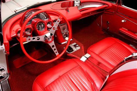 how to fix cars 1962 chevrolet corvette interior lighting 1962 chevrolet corvette convertible 63810