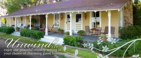 Hill Country Bed And Breakfast Cabins by Pin By On The Woods