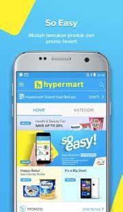 buat kartu kredit hypermart hypermart online android apps on google play