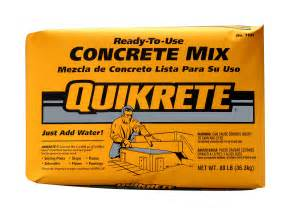 Weight Yard Gravel Quikrete Packaged Concrete Stone Center Of Va