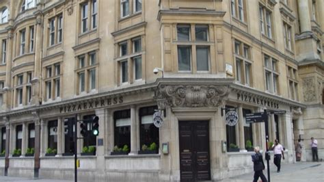 salisbury house of pizza pizza express city of london
