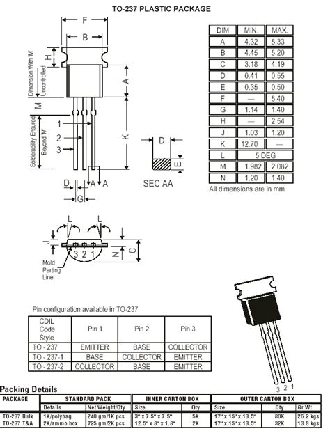transistor outline package transistor outline package 28 images patent us7044657 transistor outline package with