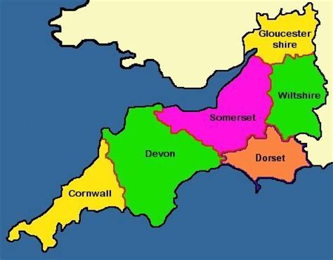 south and west from british walking federation