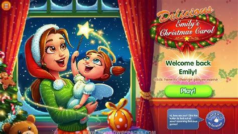 download games delicious emily s full version free delicious emily s christmas carol platinum edition free