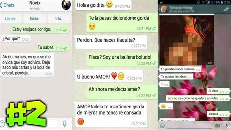 imagenes de conversaciones de whatsapp graciosas 10 conversaciones de whatsapp graciosas 2 youtube