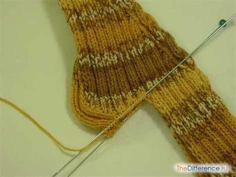 how to knit socks with 4 needles jak pl 233 st ponožky s jehlicemi 2018 topinfoweb