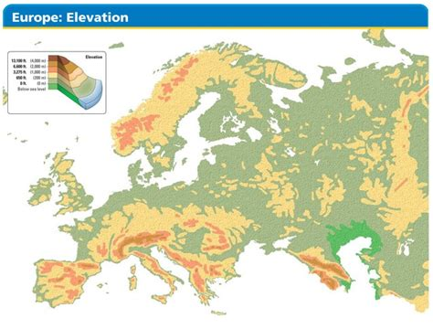 europe elevation map europe elevation map thefreebiedepot
