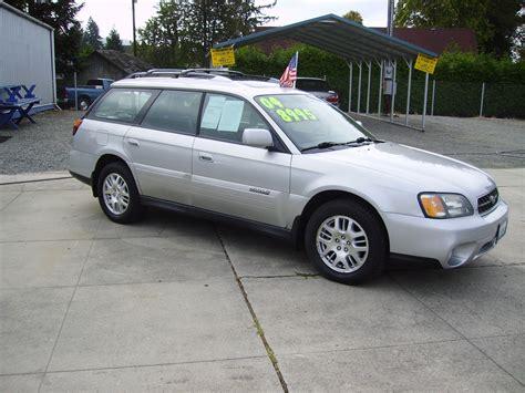 subaru 2004 outback 2004 subaru outback limited awd auto sales