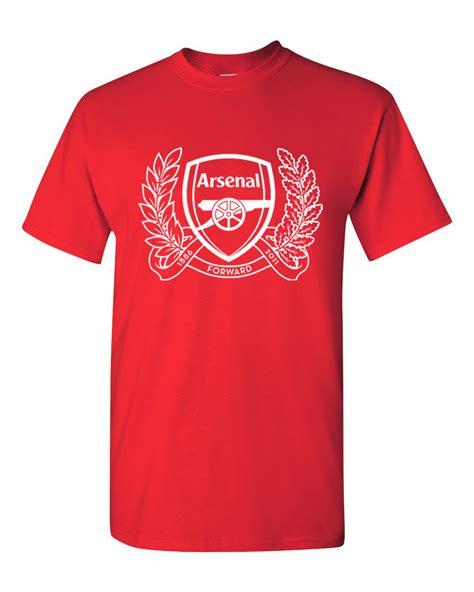Tshirt Arsenal 7 arsenal football club fc the gunners 1886 2011 logo icon