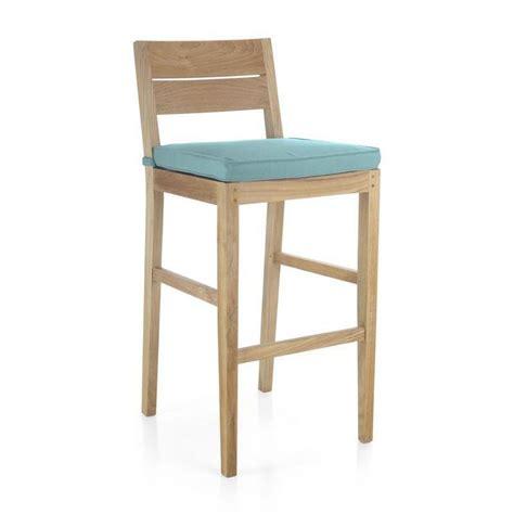 outdoor bar stool cushion bar stool cushion replacement beautiful blue regatta bar stool with sunbrella cushion