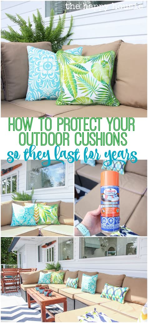 how to protect your outdoor cushions outdoor cushions