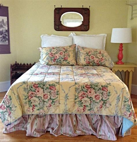 yellow pattern queen sheets details about ralph lauren quot evelyn quot yellow full queen