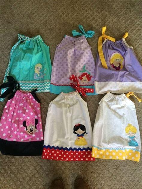Handmade Disney Princess Dresses - 1000 ideas about pillow dress on pillowcase