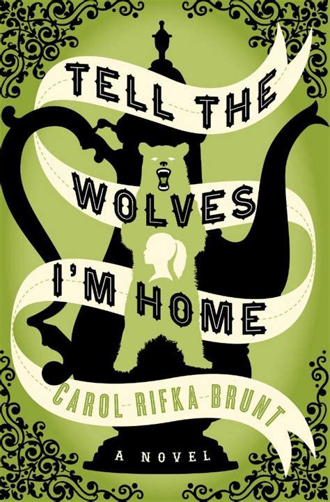 book tell the wolves i m home novel by carol rifka