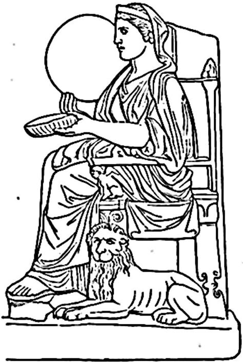 Roman Clothes Women Coloring Pages Ancient Rome Printable Coloring