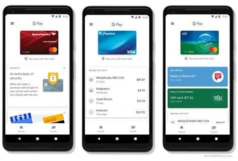 How Android Pay Works by New Pay App For Android Is Available Now Gsmarena