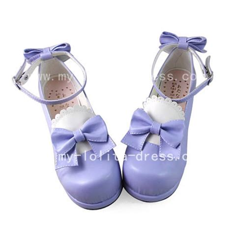 Sweet Black Shoes beautiful sweet black and purple bow shoes 46 99