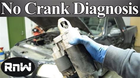 no crank no start ford ricks free auto repair advice ricks free auto repair advice how to diagnose a no crank no start issue nothing or only a click when the key is turned youtube