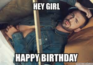 Hey Girl Happy Birthday Meme - hey girl happy birthday i made you a cake pictures