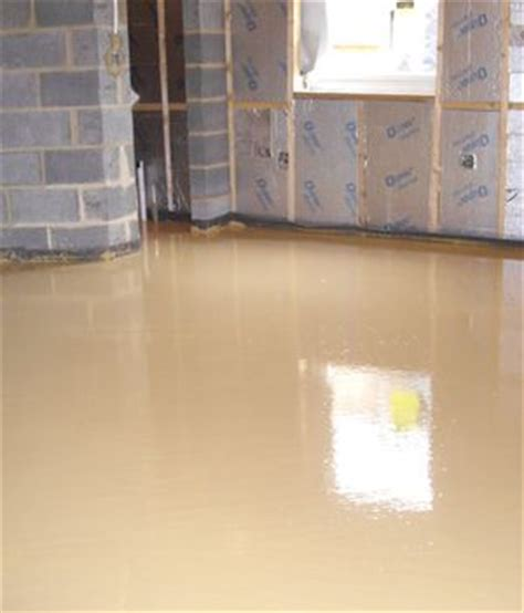 Why Screed A Floor by Liquid Floor Screeds Uk Supplier Ideal For Underfloor Heating