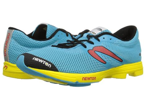newton sneakers newton running distance elite in yellow for lyst