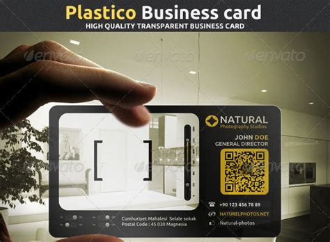 photography plastico business card template 20 creative business card templates that help you stand