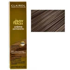5nn hair color clairol professional creme permanente hair color 5nn
