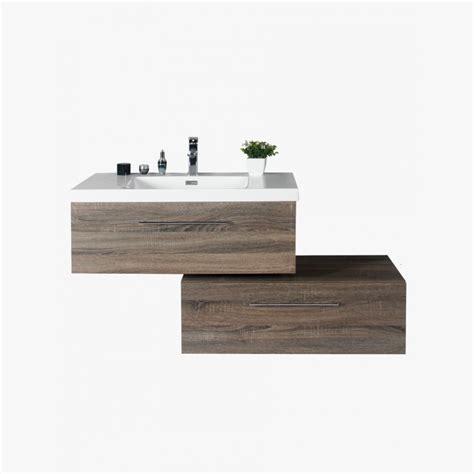 meuble salle de bain tiroir aquasun meuble salle de bain deux tiroirs d 233 cal 233 s gris