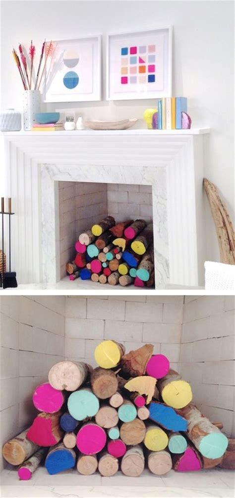 colorful fireplace best 20 empty fireplace ideas ideas on